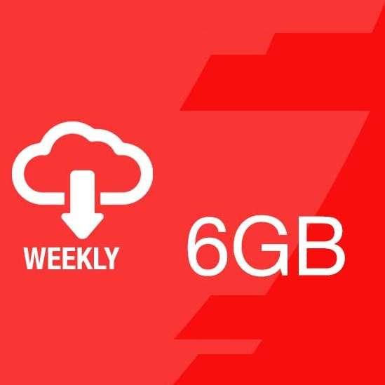 Airtel weekly binge data plan