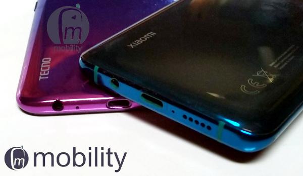 TECNO versus Xiaomi