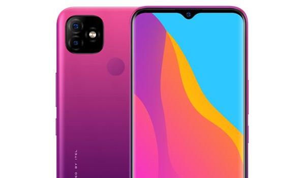 itel P36 affordable camera phone