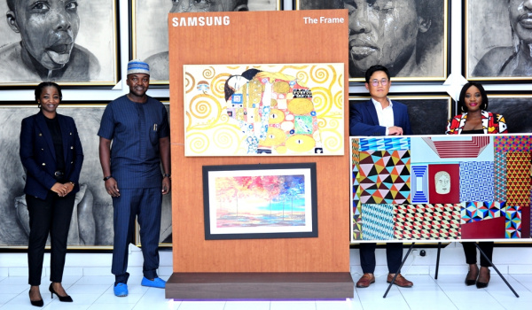 Samsung Frame TV in nigeria