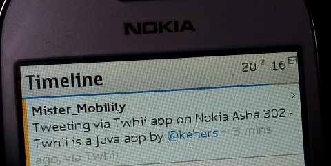 Twhii notification icons