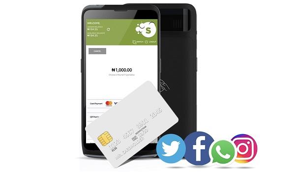 NetPos MINI 3 device