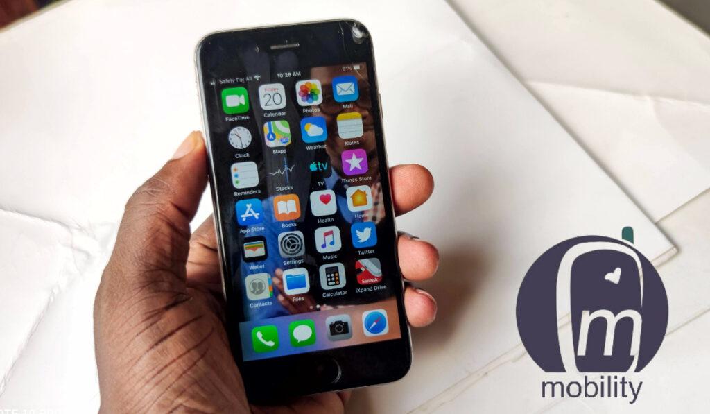what iPhone models in Nigeria